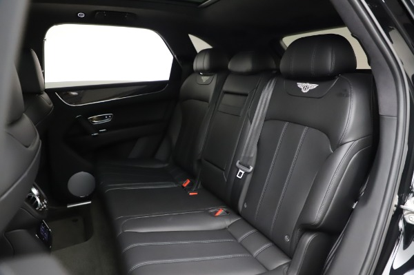 Used 2018 Bentley Bentayga Onyx Edition for sale $146,900 at Bentley Greenwich in Greenwich CT 06830 23