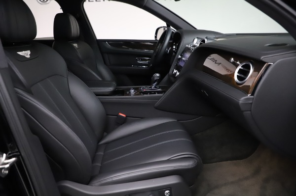 Used 2018 Bentley Bentayga Onyx Edition for sale $146,900 at Bentley Greenwich in Greenwich CT 06830 26