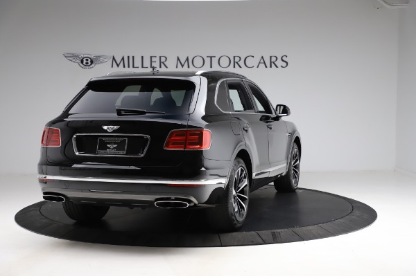 Used 2018 Bentley Bentayga Onyx Edition for sale $146,900 at Bentley Greenwich in Greenwich CT 06830 7