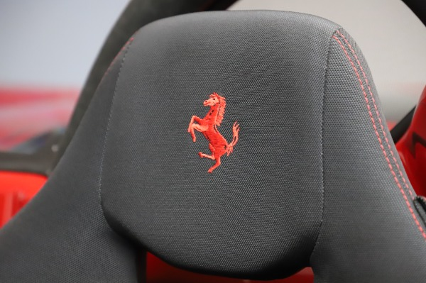 Used 2009 Ferrari 430 Scuderia Spider 16M for sale Call for price at Bentley Greenwich in Greenwich CT 06830 18