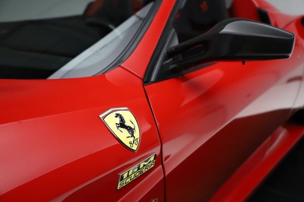 Used 2009 Ferrari 430 Scuderia Spider 16M for sale Call for price at Bentley Greenwich in Greenwich CT 06830 19