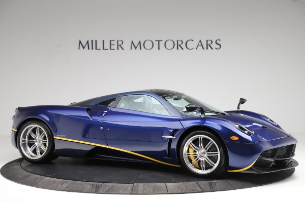 Used 2014 Pagani Huayra for sale Call for price at Bentley Greenwich in Greenwich CT 06830 10