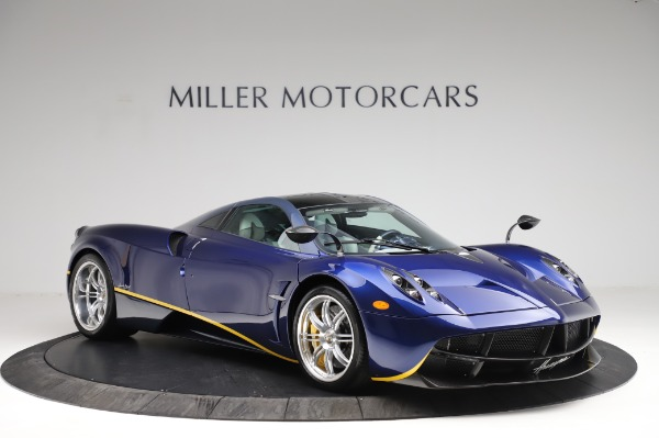 Used 2014 Pagani Huayra for sale Call for price at Bentley Greenwich in Greenwich CT 06830 11