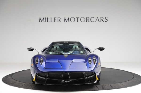 Used 2014 Pagani Huayra for sale Call for price at Bentley Greenwich in Greenwich CT 06830 12