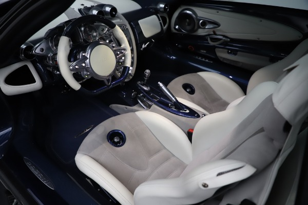 Used 2014 Pagani Huayra for sale Call for price at Bentley Greenwich in Greenwich CT 06830 13