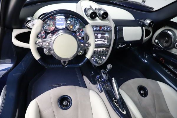 Used 2014 Pagani Huayra for sale Call for price at Bentley Greenwich in Greenwich CT 06830 17