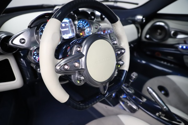 Used 2014 Pagani Huayra for sale Call for price at Bentley Greenwich in Greenwich CT 06830 18