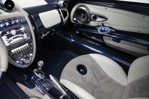 Used 2014 Pagani Huayra for sale Call for price at Bentley Greenwich in Greenwich CT 06830 19