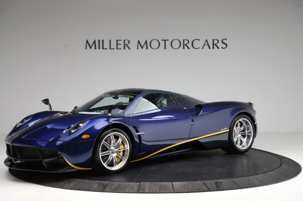 Used 2014 Pagani Huayra for sale Call for price at Bentley Greenwich in Greenwich CT 06830 2