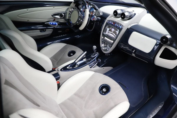Used 2014 Pagani Huayra for sale Call for price at Bentley Greenwich in Greenwich CT 06830 21