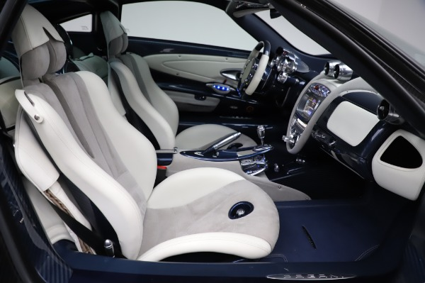 Used 2014 Pagani Huayra for sale Call for price at Bentley Greenwich in Greenwich CT 06830 22