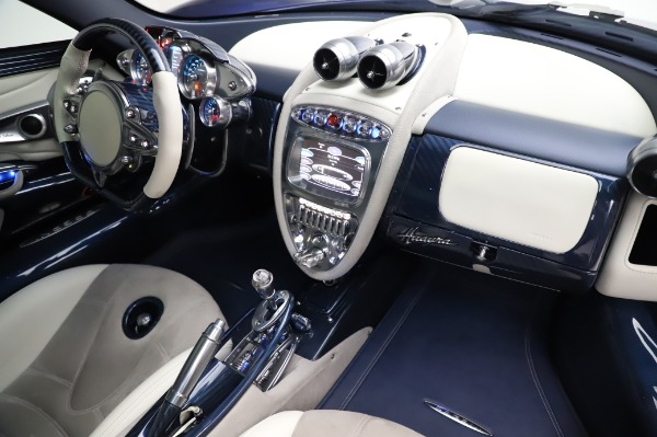 Used 2014 Pagani Huayra for sale Call for price at Bentley Greenwich in Greenwich CT 06830 24