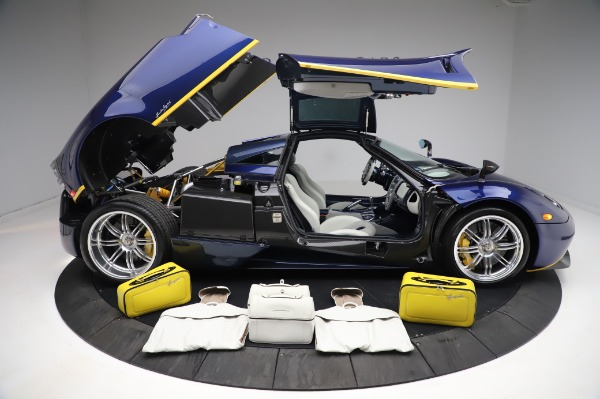 Used 2014 Pagani Huayra for sale Call for price at Bentley Greenwich in Greenwich CT 06830 26