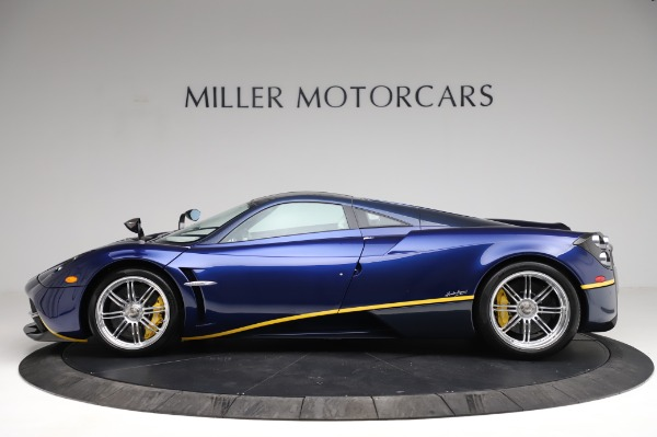 Used 2014 Pagani Huayra for sale Call for price at Bentley Greenwich in Greenwich CT 06830 3