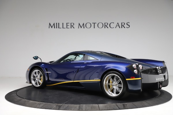 Used 2014 Pagani Huayra for sale Call for price at Bentley Greenwich in Greenwich CT 06830 4