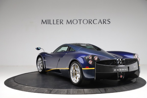 Used 2014 Pagani Huayra for sale Call for price at Bentley Greenwich in Greenwich CT 06830 5