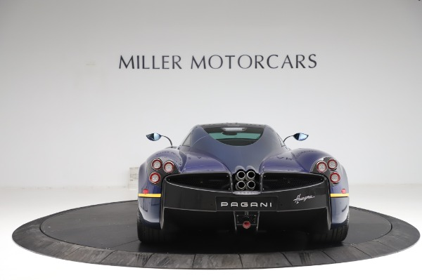 Used 2014 Pagani Huayra for sale Call for price at Bentley Greenwich in Greenwich CT 06830 6