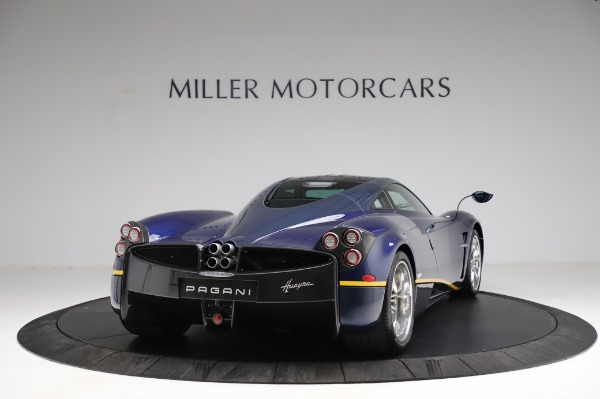 Used 2014 Pagani Huayra for sale Call for price at Bentley Greenwich in Greenwich CT 06830 7