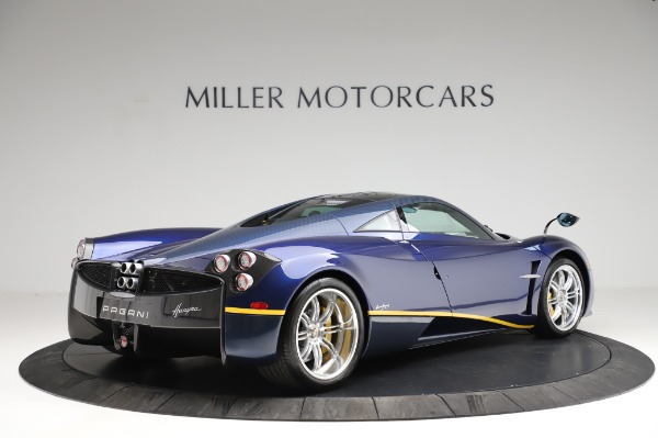 Used 2014 Pagani Huayra for sale Call for price at Bentley Greenwich in Greenwich CT 06830 8