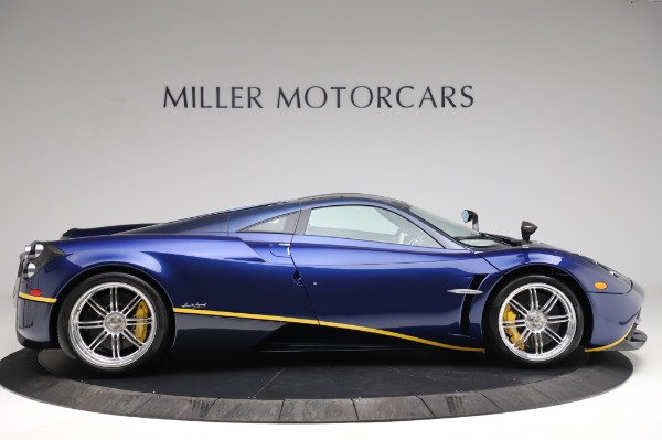 Used 2014 Pagani Huayra for sale Call for price at Bentley Greenwich in Greenwich CT 06830 9