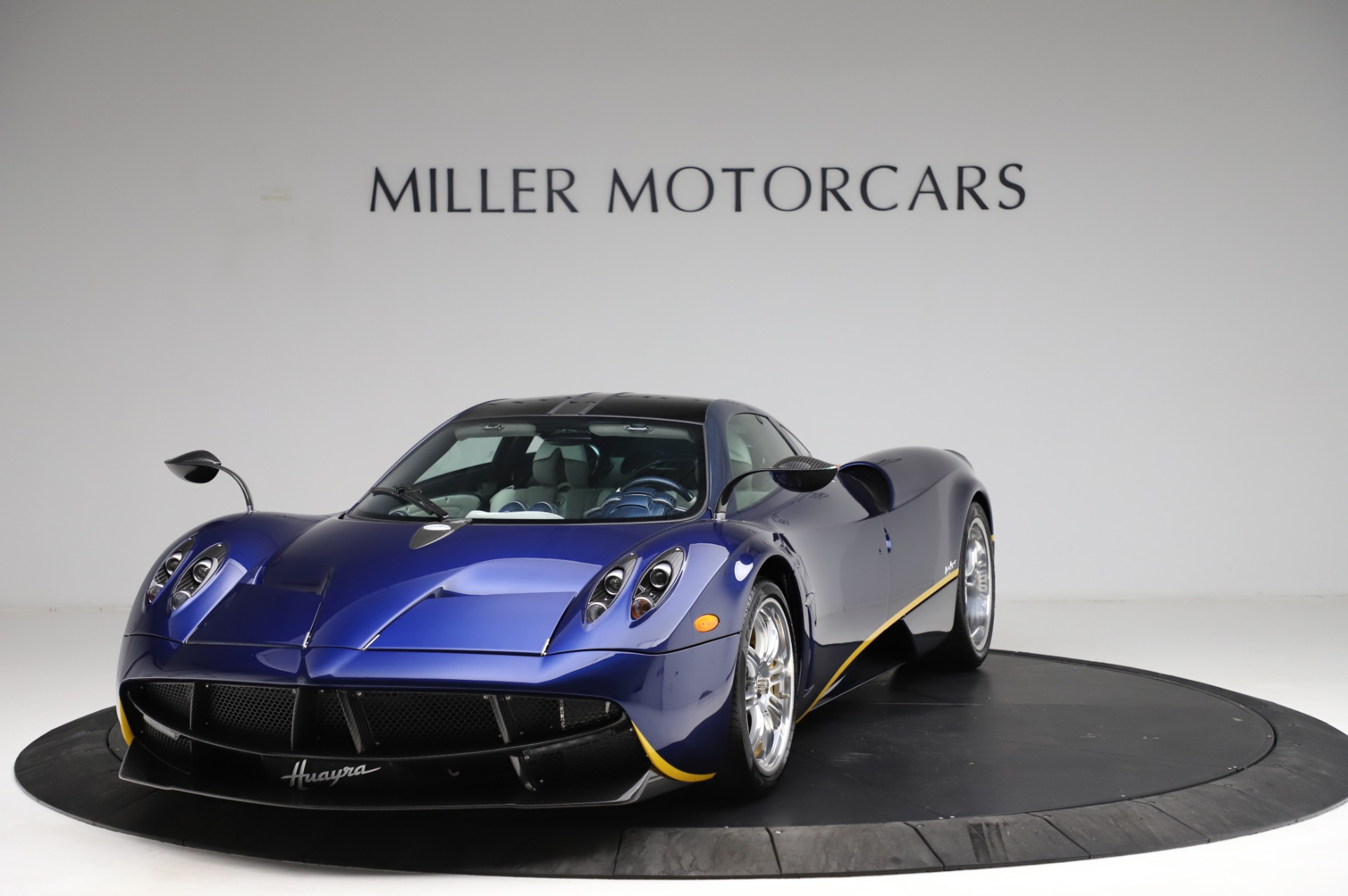 Used 2014 Pagani Huayra for sale Call for price at Bentley Greenwich in Greenwich CT 06830 1