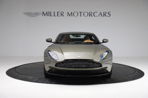 Used 2018 Aston Martin DB11 V8 for sale $151,900 at Bentley Greenwich in Greenwich CT 06830 11