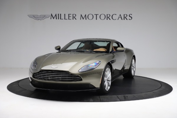 Used 2018 Aston Martin DB11 V8 for sale $151,900 at Bentley Greenwich in Greenwich CT 06830 12