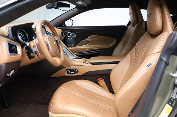Used 2018 Aston Martin DB11 V8 for sale $151,900 at Bentley Greenwich in Greenwich CT 06830 13