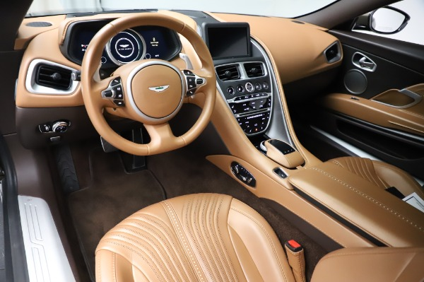 Used 2018 Aston Martin DB11 V8 for sale $151,900 at Bentley Greenwich in Greenwich CT 06830 14
