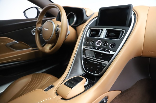 Used 2018 Aston Martin DB11 V8 for sale $151,900 at Bentley Greenwich in Greenwich CT 06830 19