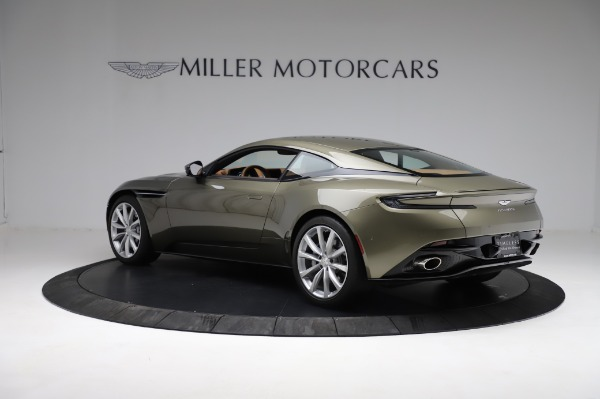 Used 2018 Aston Martin DB11 V8 for sale $151,900 at Bentley Greenwich in Greenwich CT 06830 3