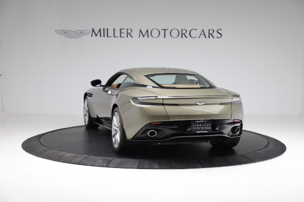Used 2018 Aston Martin DB11 V8 for sale $151,900 at Bentley Greenwich in Greenwich CT 06830 4