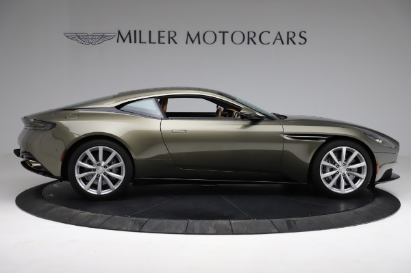 Used 2018 Aston Martin DB11 V8 for sale $151,900 at Bentley Greenwich in Greenwich CT 06830 8