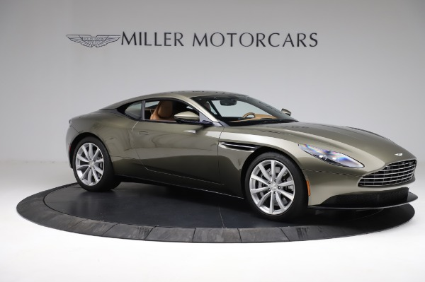 Used 2018 Aston Martin DB11 V8 for sale $151,900 at Bentley Greenwich in Greenwich CT 06830 9
