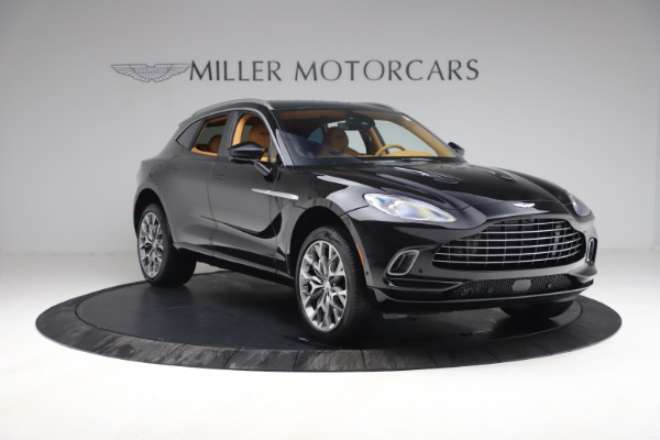 New 2021 Aston Martin DBX for sale $207,886 at Bentley Greenwich in Greenwich CT 06830 10