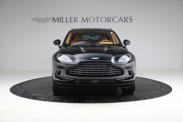 New 2021 Aston Martin DBX for sale $207,886 at Bentley Greenwich in Greenwich CT 06830 11