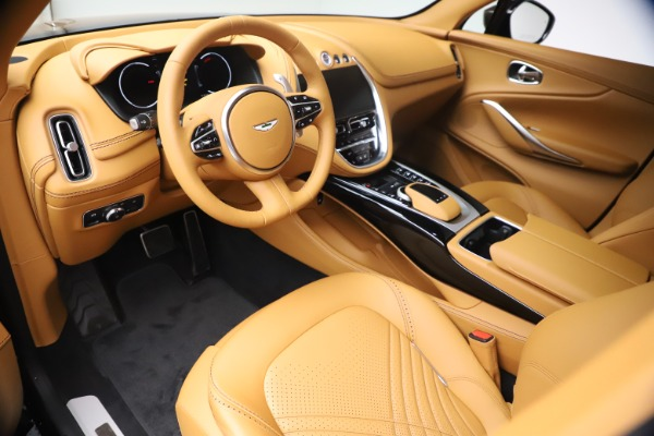 New 2021 Aston Martin DBX for sale $207,886 at Bentley Greenwich in Greenwich CT 06830 13