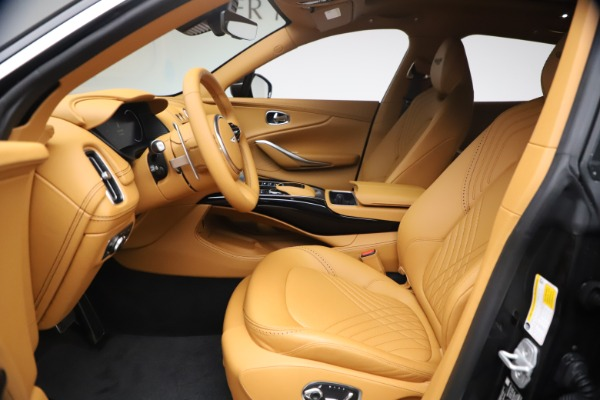 New 2021 Aston Martin DBX for sale $207,886 at Bentley Greenwich in Greenwich CT 06830 14