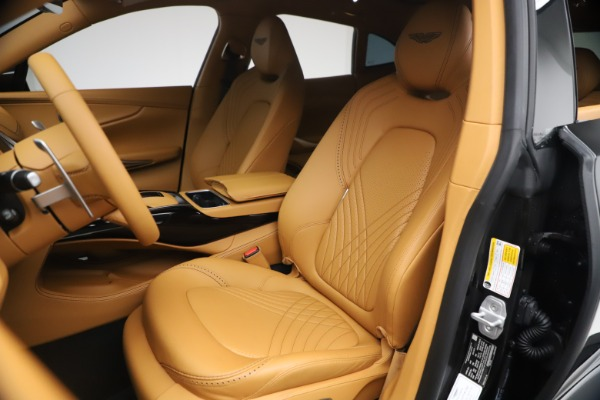 New 2021 Aston Martin DBX for sale $207,886 at Bentley Greenwich in Greenwich CT 06830 15