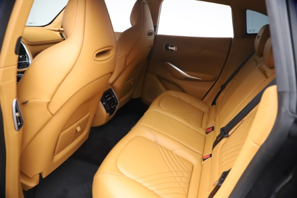 New 2021 Aston Martin DBX for sale $207,886 at Bentley Greenwich in Greenwich CT 06830 17