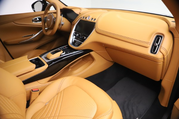 New 2021 Aston Martin DBX for sale $207,886 at Bentley Greenwich in Greenwich CT 06830 19