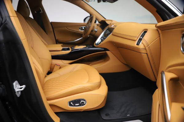 New 2021 Aston Martin DBX for sale $207,886 at Bentley Greenwich in Greenwich CT 06830 20
