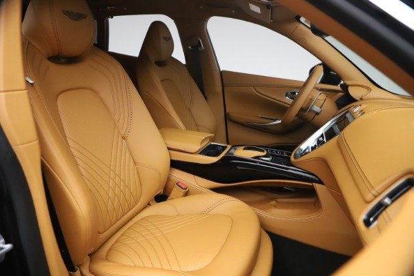 New 2021 Aston Martin DBX for sale $207,886 at Bentley Greenwich in Greenwich CT 06830 21