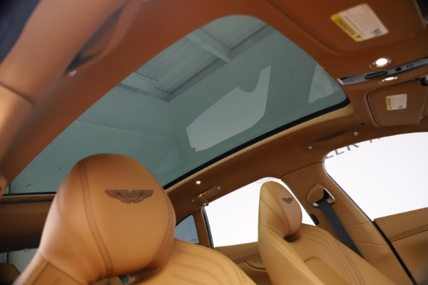 New 2021 Aston Martin DBX for sale $207,886 at Bentley Greenwich in Greenwich CT 06830 22