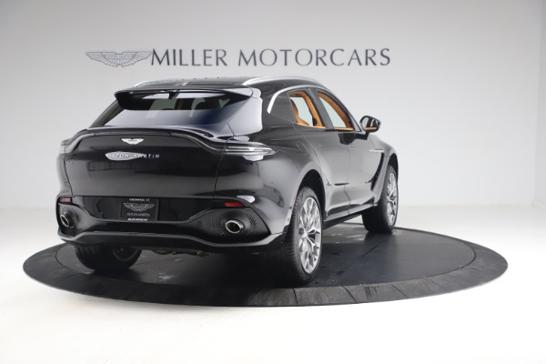 New 2021 Aston Martin DBX for sale $207,886 at Bentley Greenwich in Greenwich CT 06830 6
