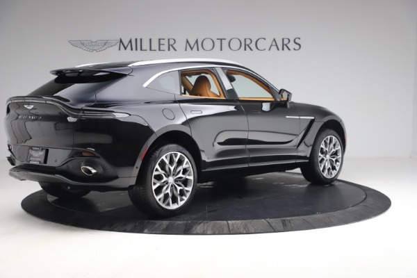 New 2021 Aston Martin DBX for sale $207,886 at Bentley Greenwich in Greenwich CT 06830 7