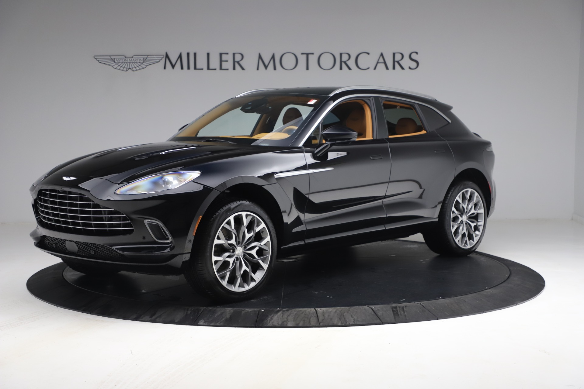 New 2021 Aston Martin DBX for sale $207,886 at Bentley Greenwich in Greenwich CT 06830 1