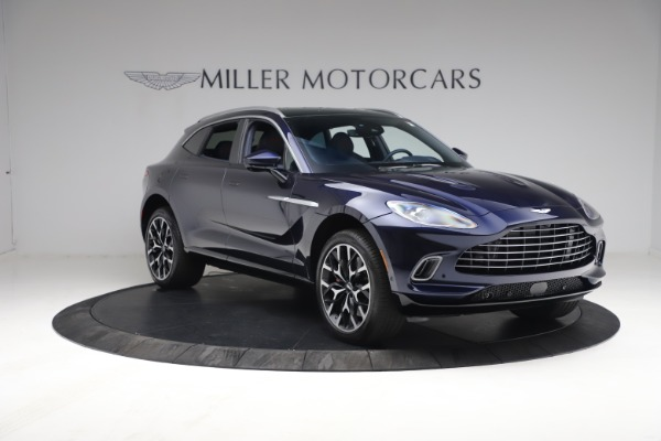 New 2021 Aston Martin DBX for sale $213,086 at Bentley Greenwich in Greenwich CT 06830 10