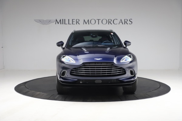New 2021 Aston Martin DBX for sale $213,086 at Bentley Greenwich in Greenwich CT 06830 11