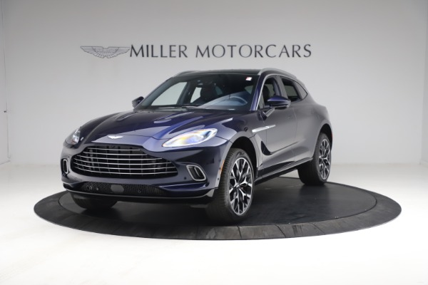 New 2021 Aston Martin DBX for sale $213,086 at Bentley Greenwich in Greenwich CT 06830 12